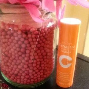 Vitamin C antioxidant lip treatment